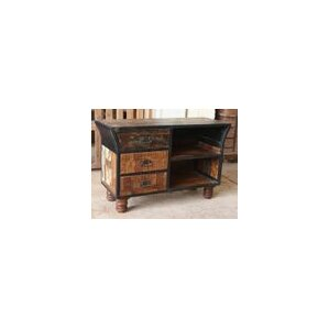 Nevada Wooden 3 Drawer Dresser by Bloomsbury Market