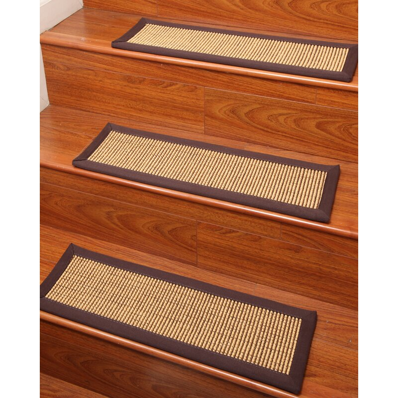 Superieur Sisal Casual Elegance Stair Treads