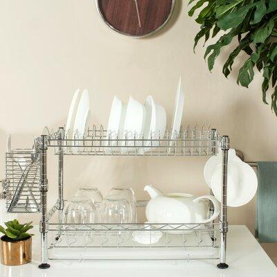 Extra Large Dish Drainer Kitchen Sink Accessories Wayfair