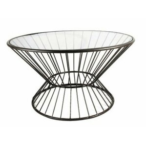 Wire Framed Coffee Table by Fashion N You by..