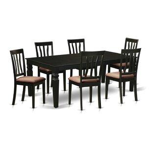 Anselmo 7 Piece Dining Set
