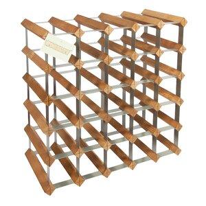 Weinregal Wood für 25 Flaschen von Woodluv