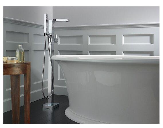 Delta Ara® Tub Filler Trim & Reviews | Wayfair