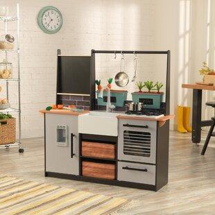 kitchen sets play kitchen sets accessories you ll love wayfair rh wayfair com
