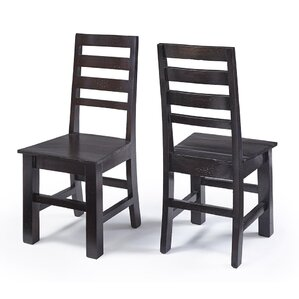 Joliet Solid Wood Dining Chair (Set of 2)..