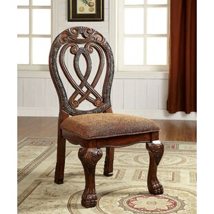 Wisser Upholstered Dining Chair (Set of 2)