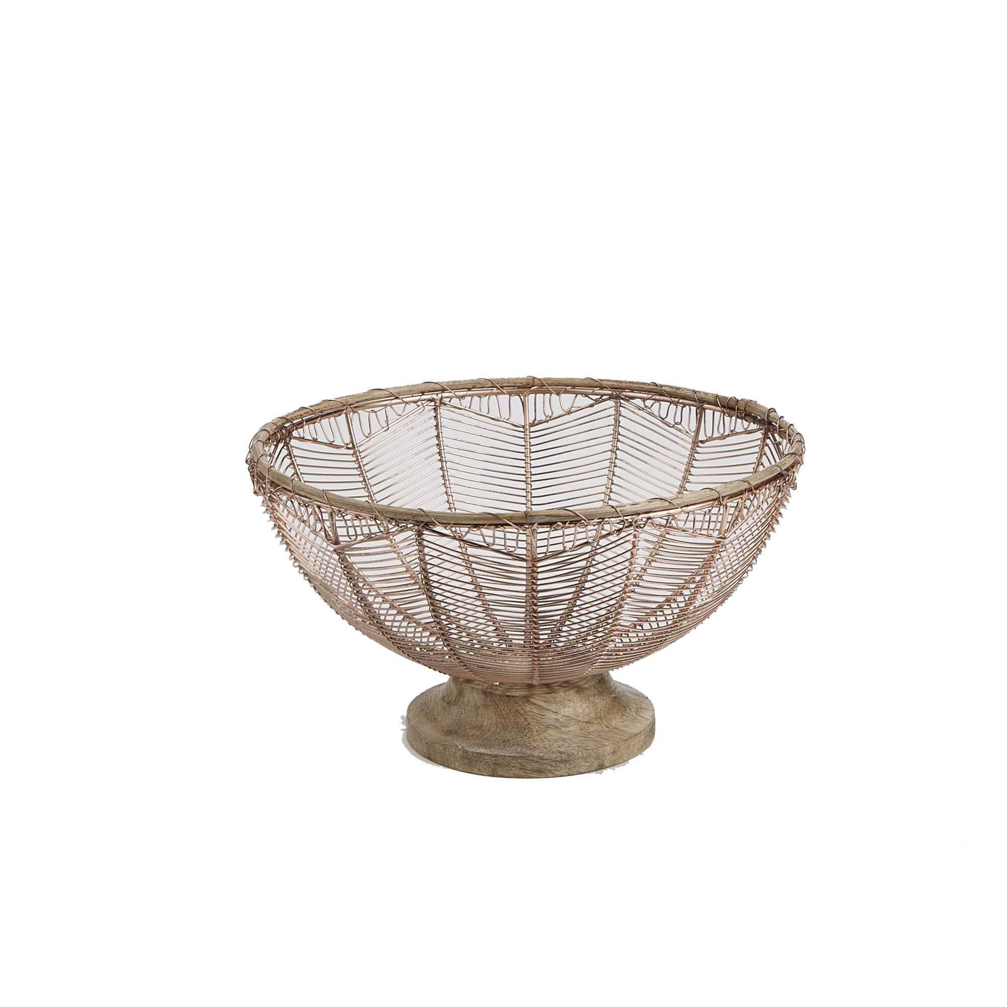 Mind reader display decorative fruit bowl wayfair