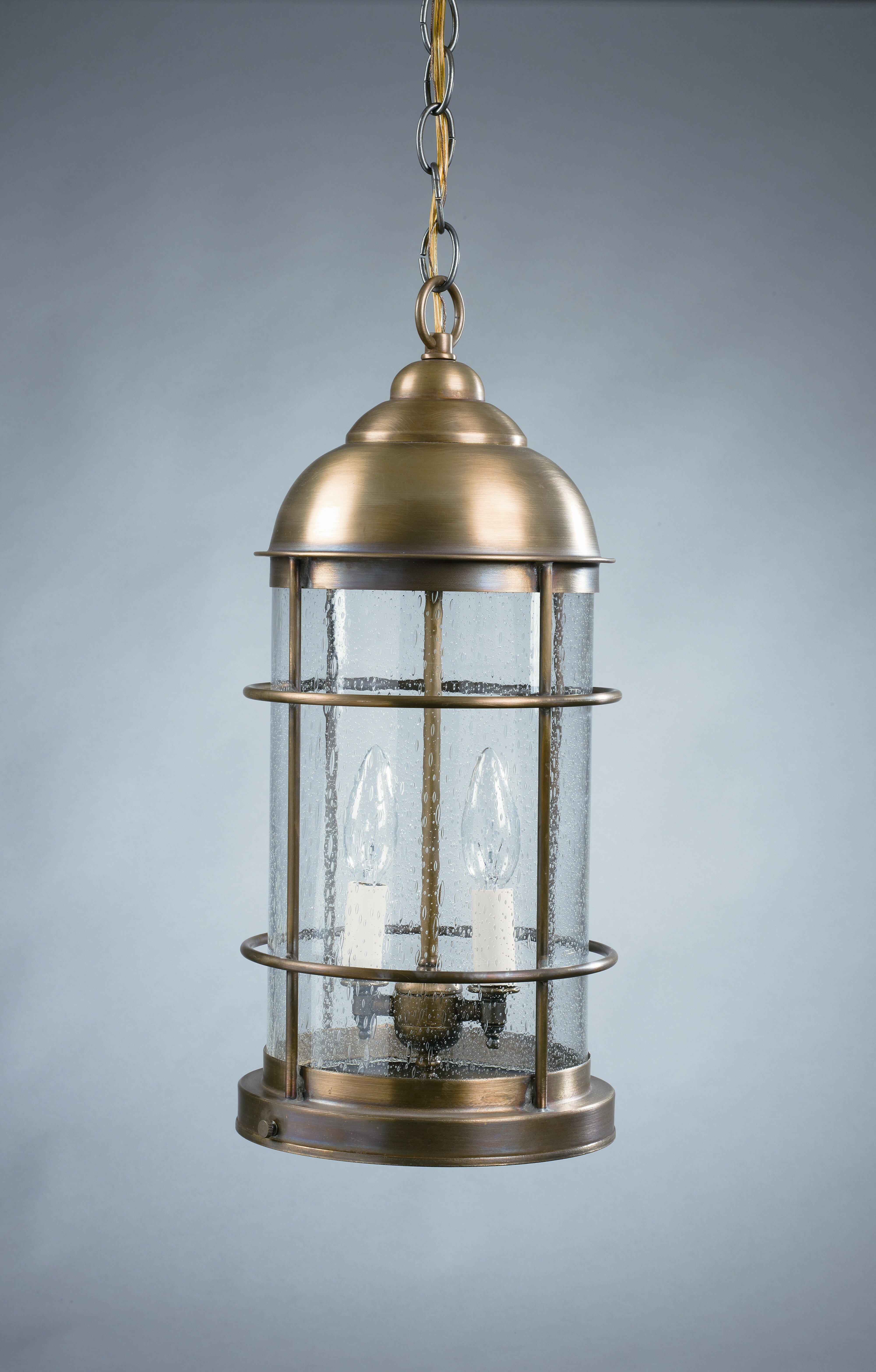 Northeast Lantern Nautical 2-Light Outdoor Hanging Lantern & Reviews ...