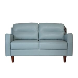 Chirag Mid-Century Loveseat by Latitude Run