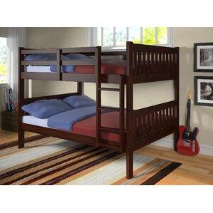 Pictures Of Bunk Bed full over queen bunk bed | wayfair