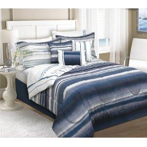 Sevine 5 Piece Comforter Set