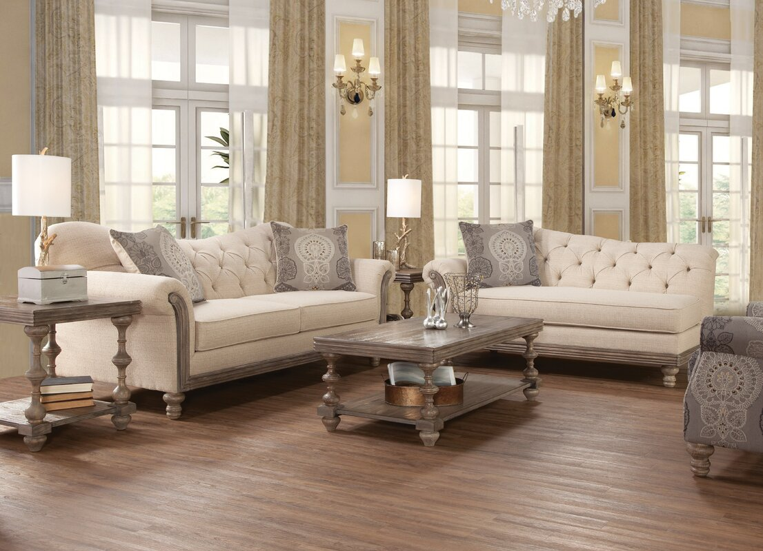 trivette configurable living room set - Living Room