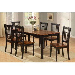 Cleobury 7 Piece Extendable Dining Set