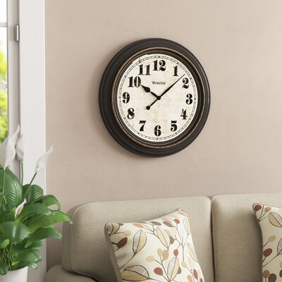 Wall Clocks You Ll Love Wayfair