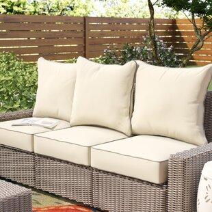 Loveseat/Sofa Patio Furniture Cushions You\'ll Love | Wayfair.ca