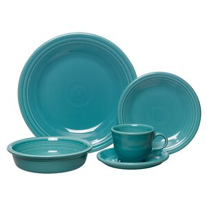 5 Piece Place Setting, Service for 1