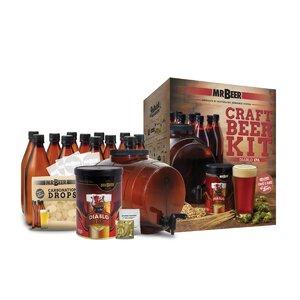 Mr. Beer Diablo IPA Complete Craft Beer Making Kit