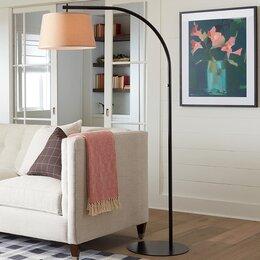 Lighting A Living Room. Floor Lamps Modern Lighting  AllModern
