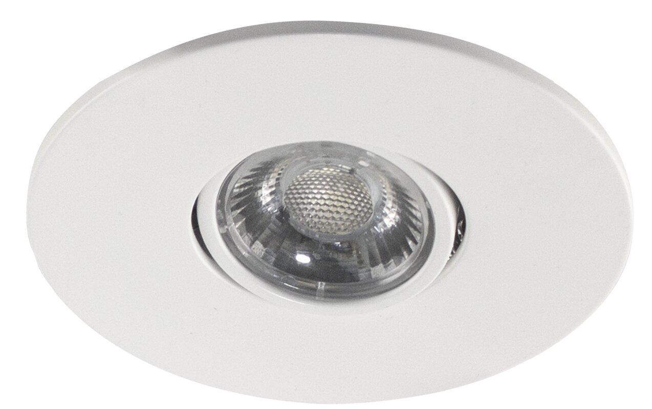Bazz 6 led recessed lighting kit reviews wayfair 6 led recessed lighting kit aloadofball Images