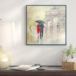 Romantic Couple Wall Art Wayfair