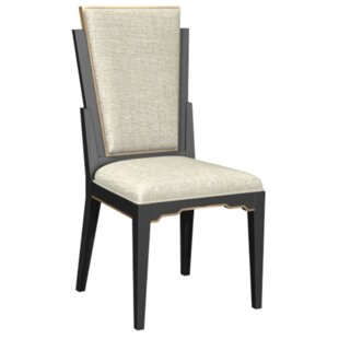Drakeford Upholstered Dining Chair (Set of 2)