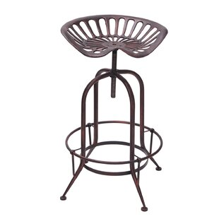 Gracia Adjule Height Swivel Bar Stool