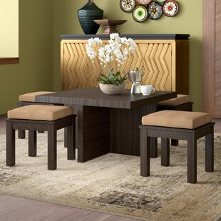 Mercedes 5 Piece Dining Set