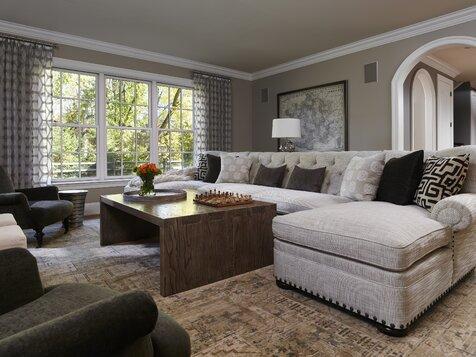 Living Room Design Interior. Michelle Wenitsky Interior Design D Jeff Totaro Photograpy Traditional Living  Room Ideas Wayfair