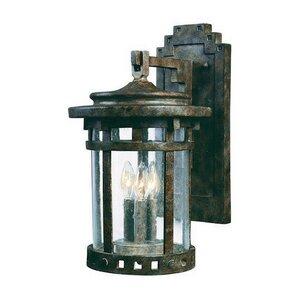 Leonore 3-Light Outdoor Wall Lantern