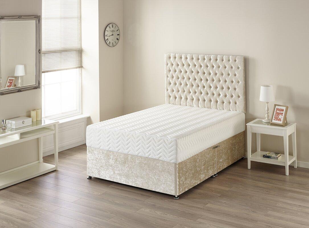 Home Haus 7 Zone Comfort Memory Foam Mattress Reviews
