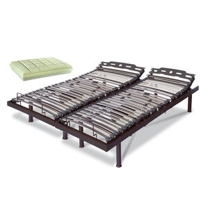 Electric T Motion Adjustable Bed  sc 1 st  Wayfair & Adjustable Beds Youu0027ll Love | Wayfair islam-shia.org