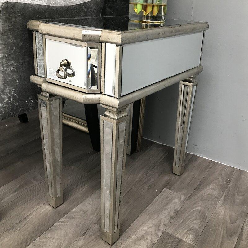 rosdorf park beistelltisch palmer mit stauraum bewertungen. Black Bedroom Furniture Sets. Home Design Ideas