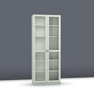 200 cm Bücherregal Anette von ClearAmbient