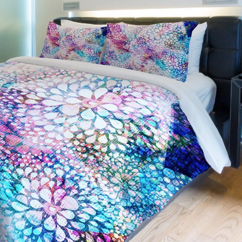One Bella Casa Sprinkles Duvet Cover Amp Reviews Wayfair Ca