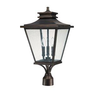 Gentry Outdoor 3-Light Lantern Head
