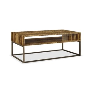 Toronto Tiger Bamboo Coffee Table by Greenington