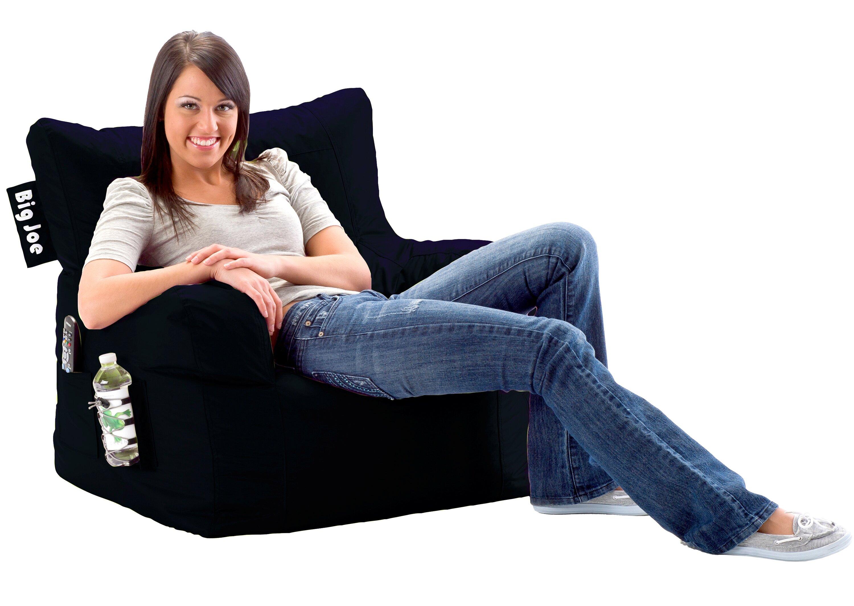 Comfort Research Joe Dorm Personalized Bean Bag Chair Reviews Wayfair