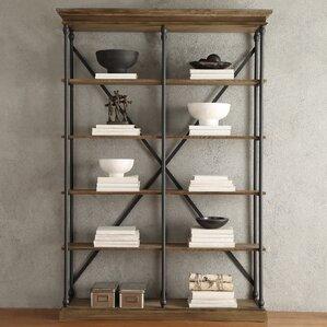 Deidrian Etagere Bookcase
