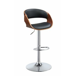 Frias Adjustable Height Swivel Bar Stool Today Sale Only
