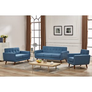 living room sets modern. Magic 3 Piece Living Room Set Modern Sets  AllModern