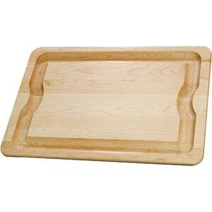 Sugar Maple Barbeque Cutting Board
