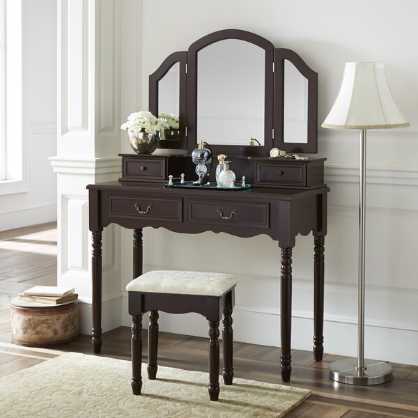 7e66e9619df Makeup Vanity Table And Chair