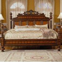 EasternLegends Lisbon King Canopy Configurable Bedroom Set ...
