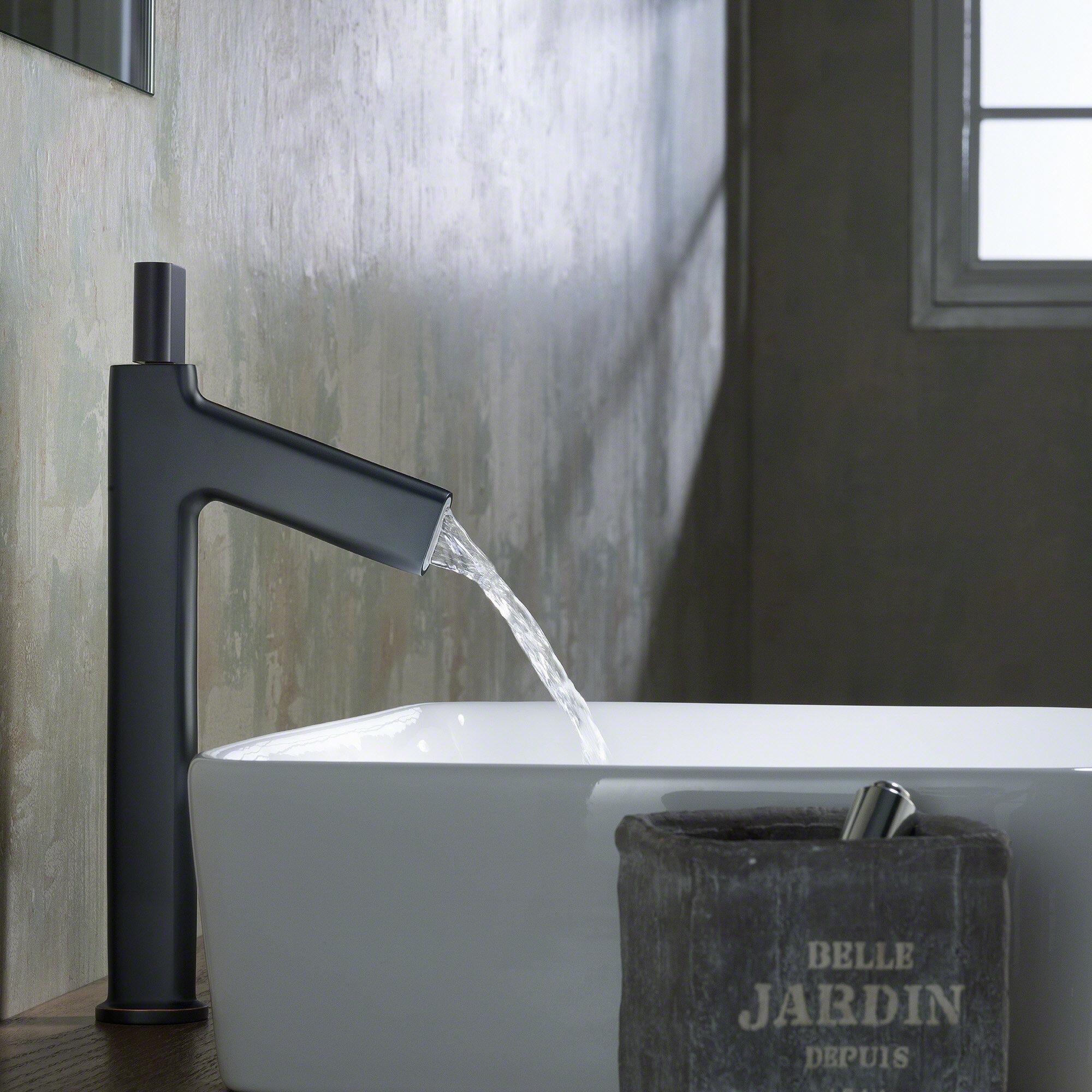 Kraus Ino™ Single Hole Bathroom Faucet & Reviews | Wayfair