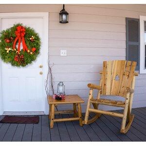 Aspen Pine Tree Single Rocking Chair II