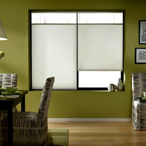Cordless Top Down Bottom Cell Roll-Up Shade