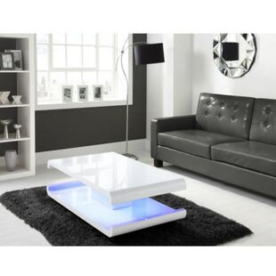 Roven Curved Edge Coffee Table