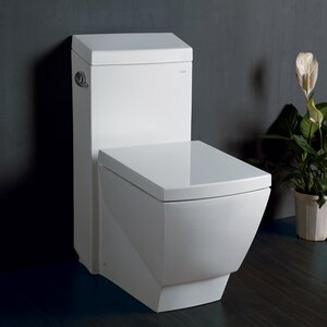 Aphrodite Contemporary 13 GPF Elongated One Piece Toilet