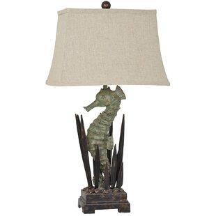 Crestview collection table lamps youll love wayfair seahorse 305 table lamp by crestview collection mozeypictures Image collections