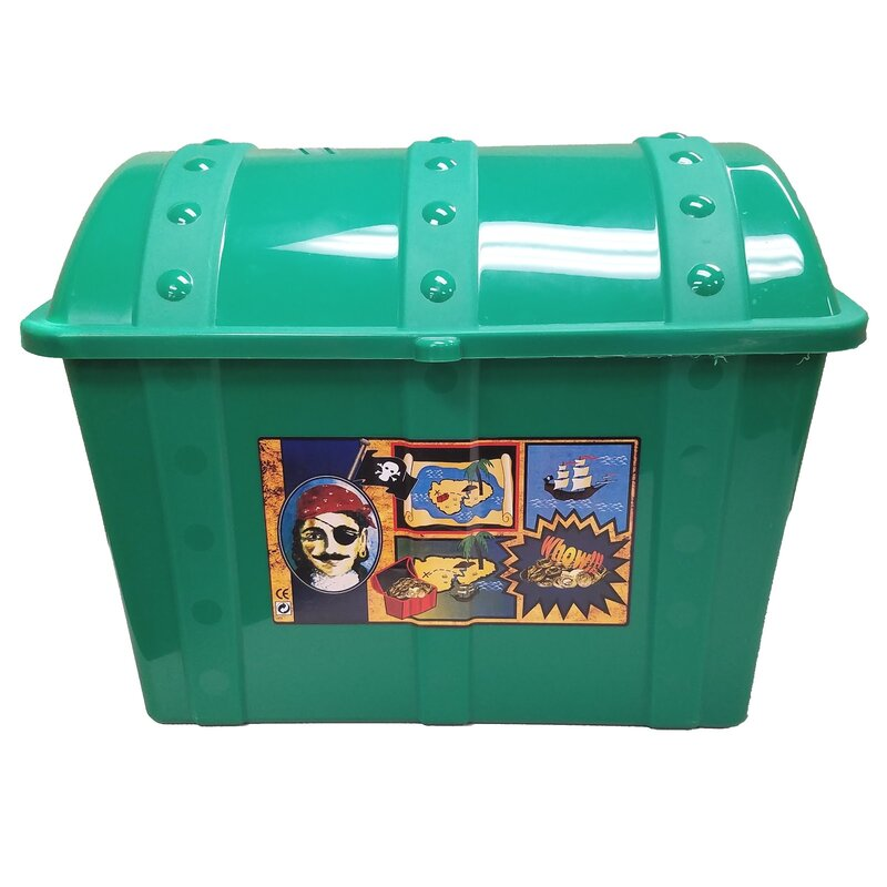 Beautiful Starplay Treasure Chest Toy Box & Reviews | Wayfair AJ22